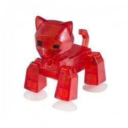 STIKBOT animali STIK CAT gatto ROSSO zanimation studios PETS età 4+
