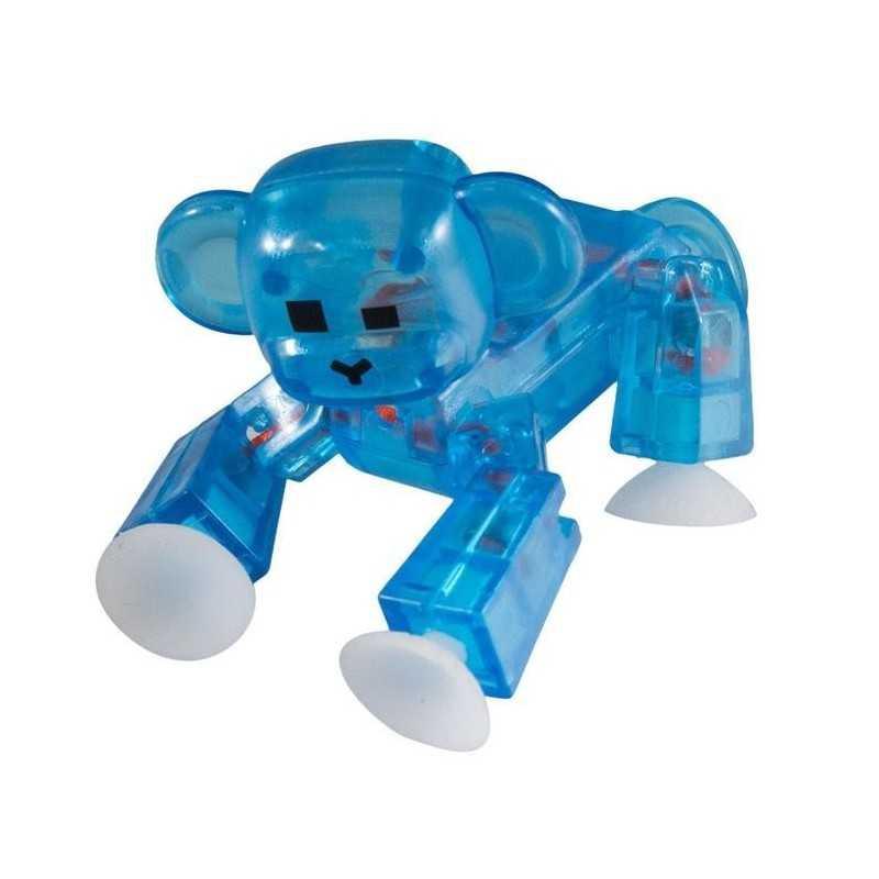 STIKBOT animali STIK MONKEY scimmia BLU zanimation studios PETS età 4+