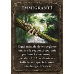 SPECIE DOMINANTI edizione 2018 Asmodee in italiano gioco da tavolo