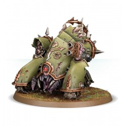 DEATH GUARD MYPHITIC BLIGHT-HAULER easy to build Warhammer 40k tank