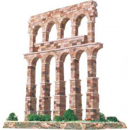 Acquedotto di Segovia - Aedes Ars 1253 kit di modellismo in ceramica Aedes Ars - 1
