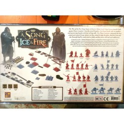 A SONG OF ICE & FIRE Tabletop miniatures game Kickstarter Edition Hand of the King including exclusives