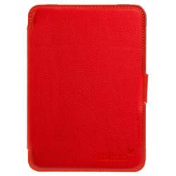 CUSTODIA PER TOLINO SHINE 2HD ibs ROSSA covers SLIM FIT per e-reader e TABLET