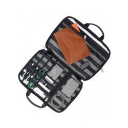 ORGANIZED TABLET SLEEVE hand bag NERO invicta CARTELLA tempo libero UFFICIO business