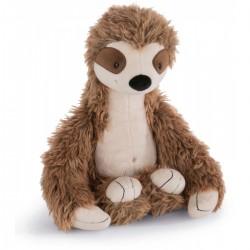 PELUCHE BRADIPO CHILL BILL Nici PUPAZZO sloth BEIGE morbido HANG GANG dolce 35 cm NICI - 1