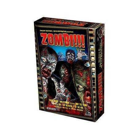 ZOMBI terza edizione italiana Raven gioco di miniature e sopravvivenza Raven Distribution - 1