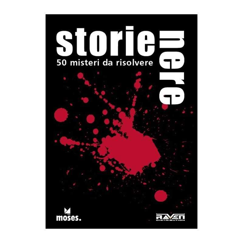 Storie nere 50 misteri da risolvere
