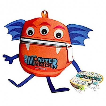 MONSTER MATCH il gioco COLPO D'OCCHIO party game DVGIOCHI rapidità DADI E CARTE età 6+ daVinci Games - 1
