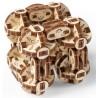 FLEXI-CUBES in legno UGEARS da montare FLEXI CUBES snodabile 144 PEZZI età 14+ Ugears - 1