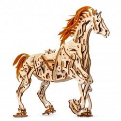 HORSE-MECHANOID in legno...