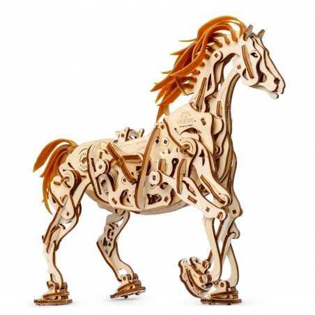 HORSE-MECHANOID in legno UGEARS da montare CAVALLO avanza davvero 410 PEZZI età 14+ Ugears - 1