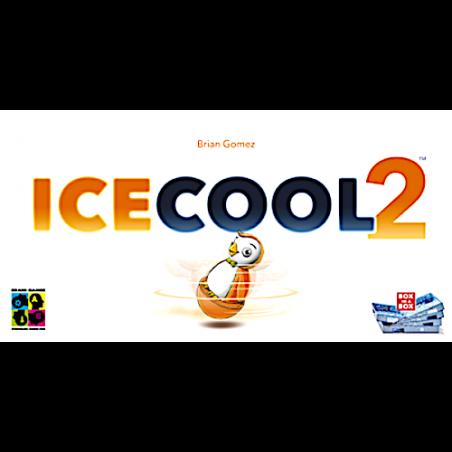 ICE COOL 2 pinguini monelli PARTY GAME abilità TABELLONE DA COMPORRE ruba pesce BIDELLO età 6+ Oliphante - 1