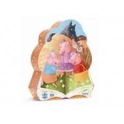 Djeco puzzles « 3 petits...