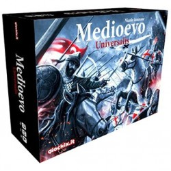 MEDIOEVO UNIVERSALE epic miniature game 700 miniatures Italiano English Giochix - 2