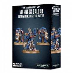 MARNEUS CALGAR ultramarines chapter master 3 MINIATURE citadel GAMES WORKSHOP warhammer 40k SPACE MARINES età 12+ Games Workshop