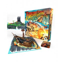 FIREBALL ISLAND THE WRECK...