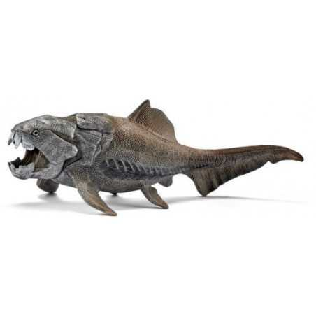 DUNKLEOSTEUS gioco DINOSAURS Schleich 14575 miniature in resina DINOSAURO pesce preistorico FIRST GIANTS età 3+ Schleich - 1
