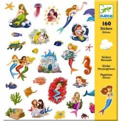 160 ADESIVI stickers LE...