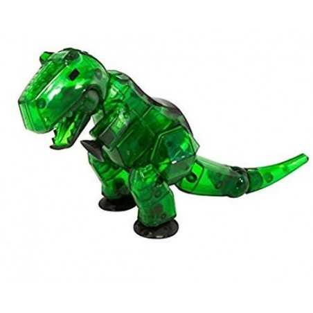 STIKBOT zanimation studios STIKCARNOTAURUS carnotauro VERDE dinosauri MEGA DINO età 4+ Stikbot - 1