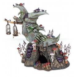 BAD MOON LOONSHRINE Gloomspite Gitz Warhammer Age of Sigmar scenario Goblin Games Workshop - 1