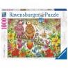 PUZZLE ravensburger ATMOSFERA TROPICALE 1000 pezzi HANNA KARLZON originale 50 x 70 cm Ravensburger - 1