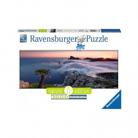PUZZLE ravensburger UN MARE DI NUVOLE 1000 pezzi NATURE EDITION 11 originale 50 x 70 cm Ravensburger - 1