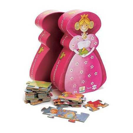 Puzzle principessa e il ranocchio, 36 pz, età 4+