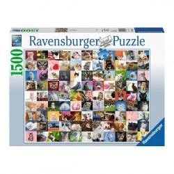 PUZZLE ravensburger 99...