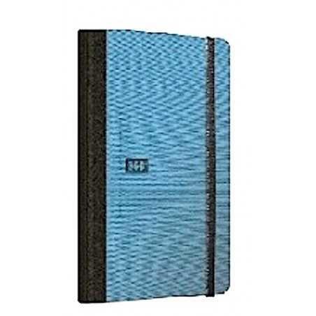 NOTEBOOK SOFT taccuino 360 morbido AZZURRO pagine staccabili GIPTA 9x14cm CARTOMANIA SEVEN - 1