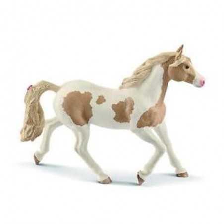 GIUMENTA PAINT HORSE animali in resina SCHLEICH miniature 13884 Horse Club CAVALLI età 3+ Schleich - 1