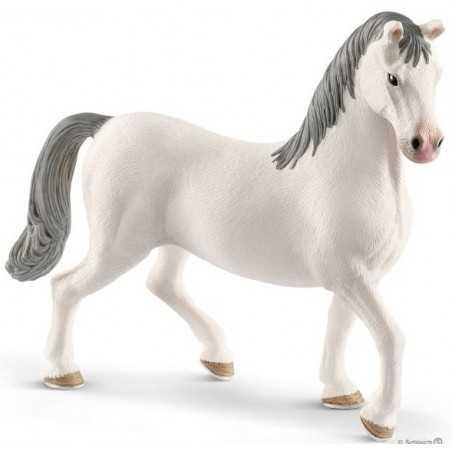 STALLONE LIPIZZANO animali in resina SCHLEICH miniature 13887 Horse Club CAVALLI età 3+ Schleich - 1