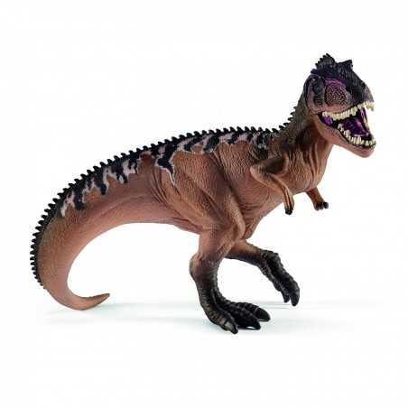 GIGANTOSAURO animali in resina SCHLEICH miniature 15010 Dinosaurs DINOSAURI età 3+ Schleich - 1