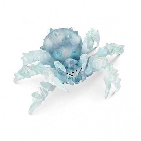 RAGNO DI GHIACCIO animali in resina SCHLEICH miniature 42494 Eldrador Creatures CREATURE età 3+ Schleich - 1