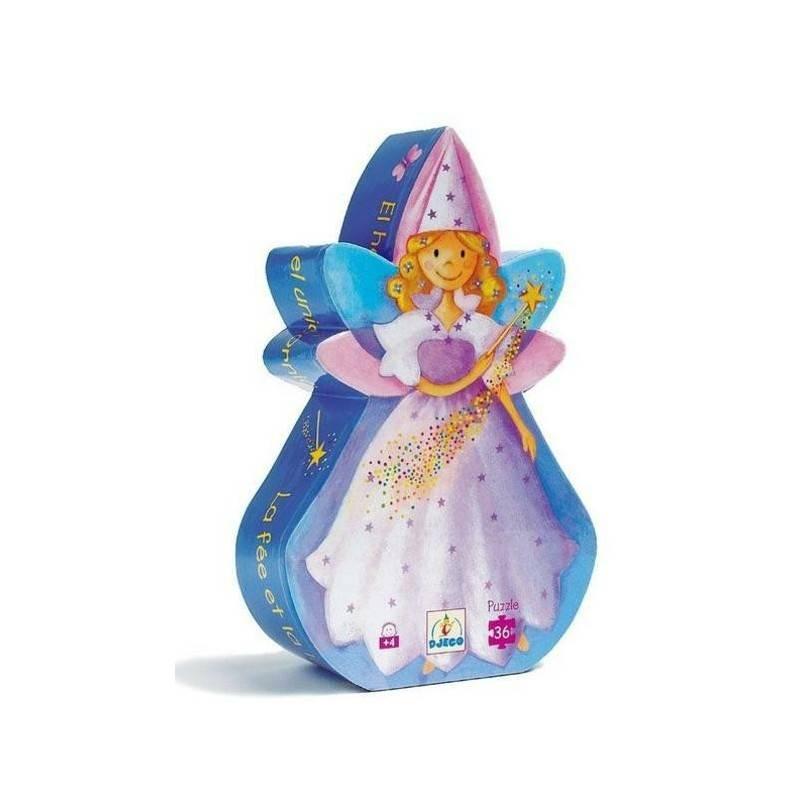 Fairy and Unicorn Puzzle, 36 PCs, age 4 +