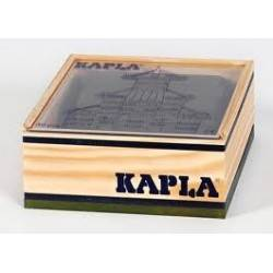Kapla pack 40 pz green color