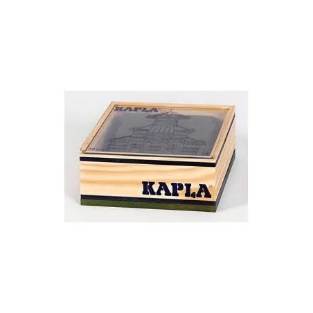 Kapla confezione 40 pz colore verde Kapla - 1