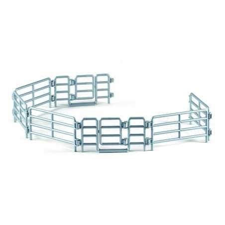 RECINTO per animali in resina SCHLEICH miniature 42487 Farm World FATTORIA età 3+ Schleich - 1