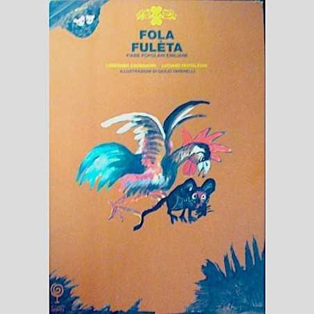 FOLA FULETA fiabe popolari emiliane INCONTRI EDITRICE cassinadri pantaleoni taparelli INCONTRI EDITRICE - 1