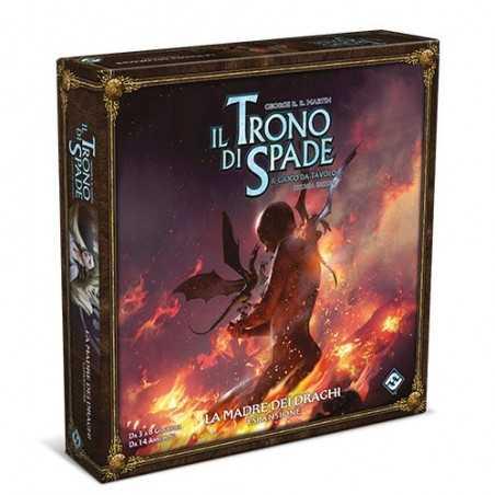 LA MADRE DEI DRAGHI espansione per IL TRONO DI SPADE seconda edizione ASMODEE gioco da tavolo 14+ Asmodee - 1