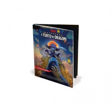 IL FURTO DEI DRAGONI waterdeep DUNGEONS & DRAGONS d&d ASMODEE gioco di ruolo AVVENTURA Asmodee - 1