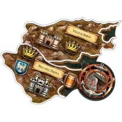 La madre dei draghi espansione per il trono di spade for Il trono di spade gioco da tavolo
