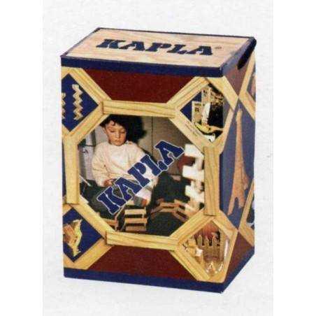Kapla confezione 200 pezzi - costruzioni in legno Kapla - 4