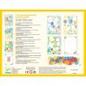 CREARE CON ADESIVI kit artistico CERCHI MAGICI riposizionabili DJECO forme DJ08974 età 3+ Djeco - 2