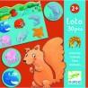 LOTO tombola ANIMALI in cartone 30 PEZZI gioco DJECO lotto DJ08120 età 2+ Djeco - 2