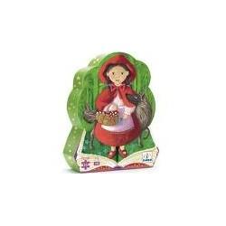 Little Red Riding Hood, 36 pièces de Puzzle, 4 ans +