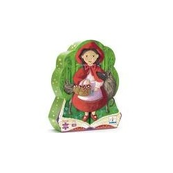 Little Red Riding Hood, 36 pièces de Puzzle, 4 ans +
