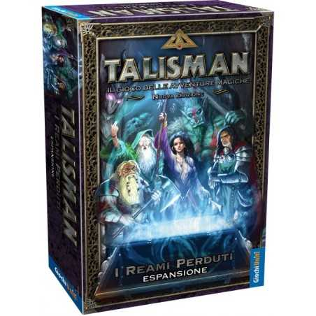 I REAMI PERDUTI espansione per TALISMAN nuova edizione GIOCHI UNITI il gioco delle avventure magiche 14+ Giochi Uniti - 2