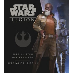 STAR WARS LEGION personaggi...