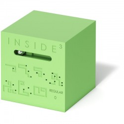 CUBO REGULAR 0 verde INSIDE...