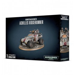 ACHILLES RIDGERUNNER 1 miniatura GENESTEALER CULTS Citadel GAMES WORKSHOP Warhammer 40000 40K età 12+ Games Workshop - 1